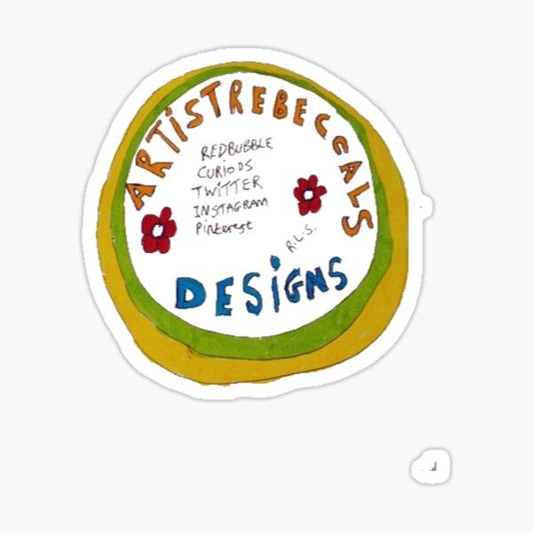 ArtistRebeccaLS Sticker