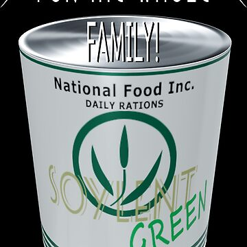 Soylent Green for the whole family by Exilant