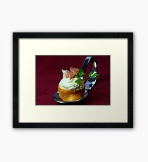 Spoon 4 Spoon Framed Print
