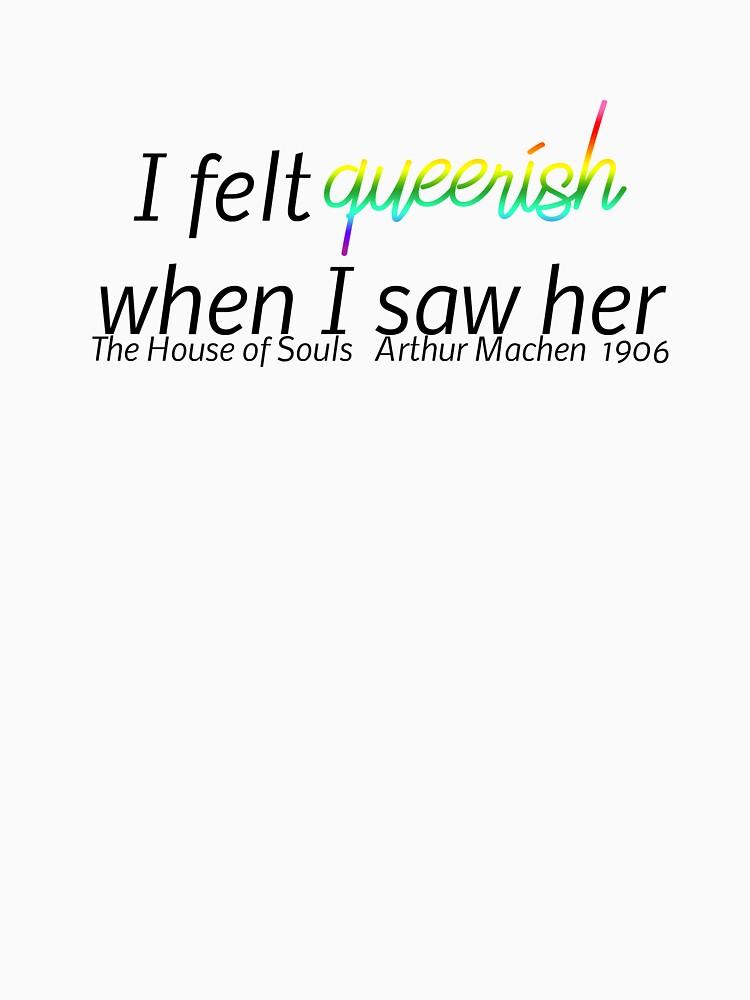 Feeling Queerish by Etakeh