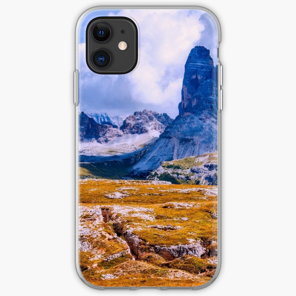 Wallpaper Landscape Mountains Iphone Case Cover By Pm Artistic Redbubble