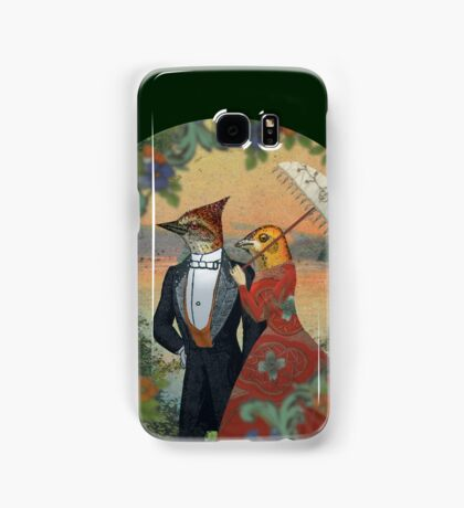 An Evening Stroll Samsung Galaxy Case/Skin