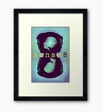 Sense8 Locandine Framed Print