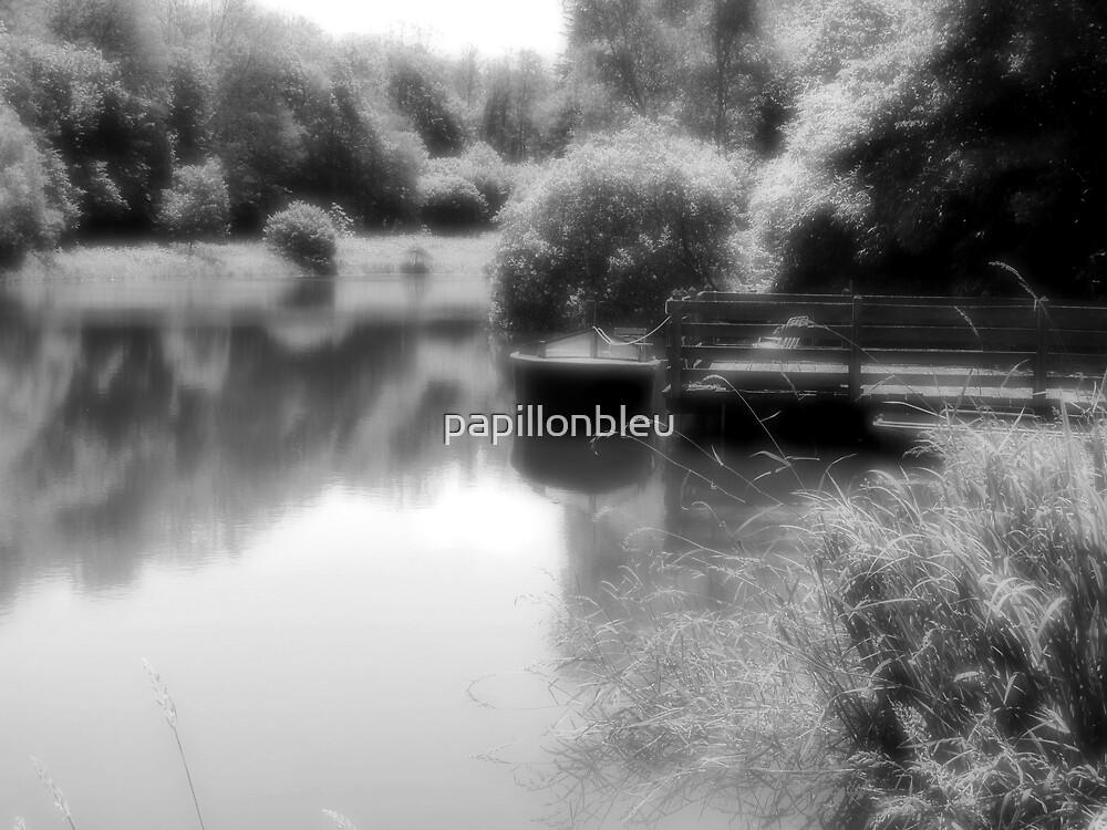 Les Lac by Pamela Jayne Smith