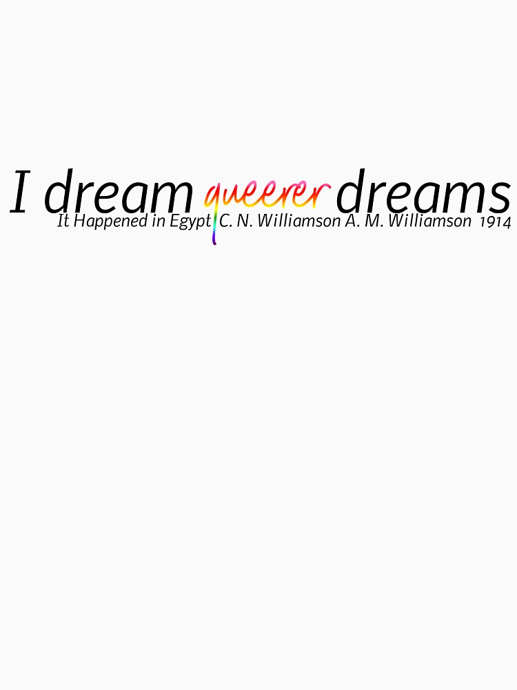 Queerer Dreams by Etakeh