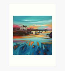 Earsary, Barra Art Print
