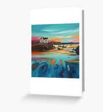 Earsary, Barra Greeting Card