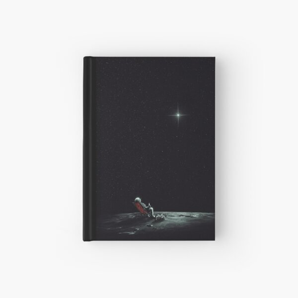 Space Chill Cuaderno de tapa dura