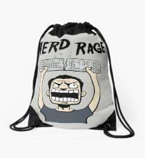 Nerd Rage Drawstring Bag