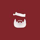 christmas .. santa's beard by badduck09