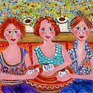 Friday Morning coffee by Linda  Sharpe