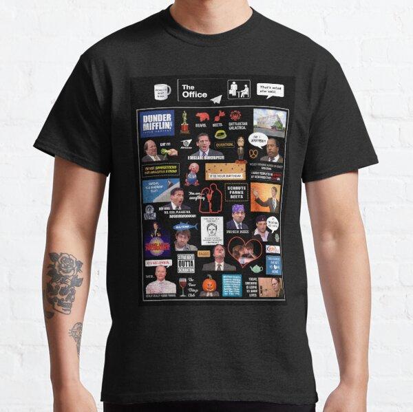 The Office US Montage T-shirt classique