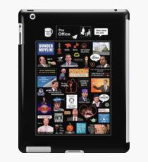 The Office US Montage iPad Case/Skin