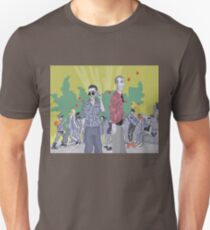 Schwefelgelb (Sid n' Eddy) Unisex T-Shirt