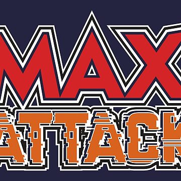 Maximum Attack by SpeedFreakTees