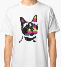 Rainbow kitty Classic T-Shirt