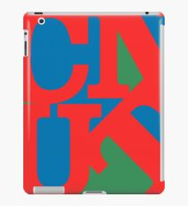 CNUT iPad Case/Skin