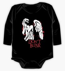 Doctor Who Don't Blink One Piece - Long Sleeve