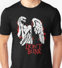 Doctor Who Don't Blink Unisex T-Shirt