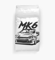 Golf 6 MK6 Convertible & quot; Dirty Style & quot; Duvet Cover