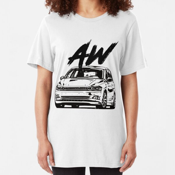 Polo 6 MK6 AW & quot; Dirty Style & quot; Slim Fit T-Shirt