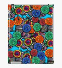 Vinilo o funda para iPad Lollipops Pattern