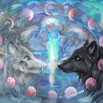 Wolves of time by khaosdog