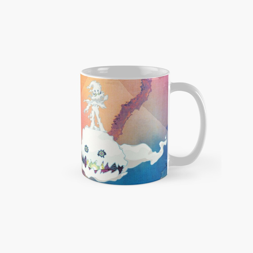 KIDS SEE GHOSTS Mugs