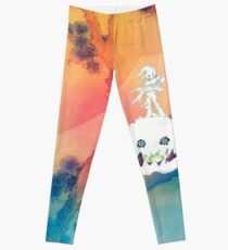 Kinder sehen GHOSTS Leggings