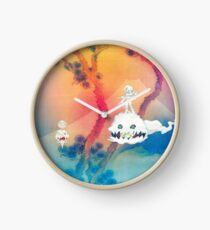 KIDS SEE GHOSTS Clock