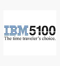 IBM 5100 Photographic Print