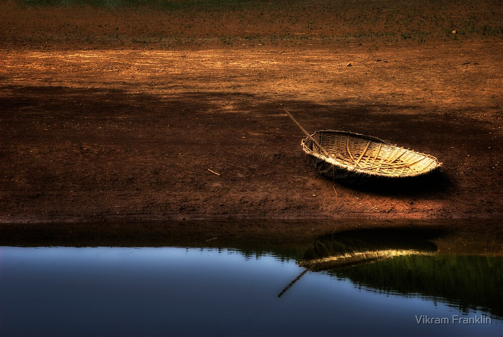 Coracle by Vikram Franklin