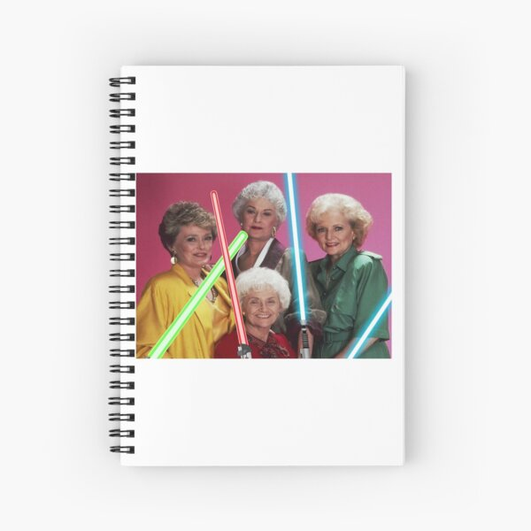 you need it Spiral Notebook