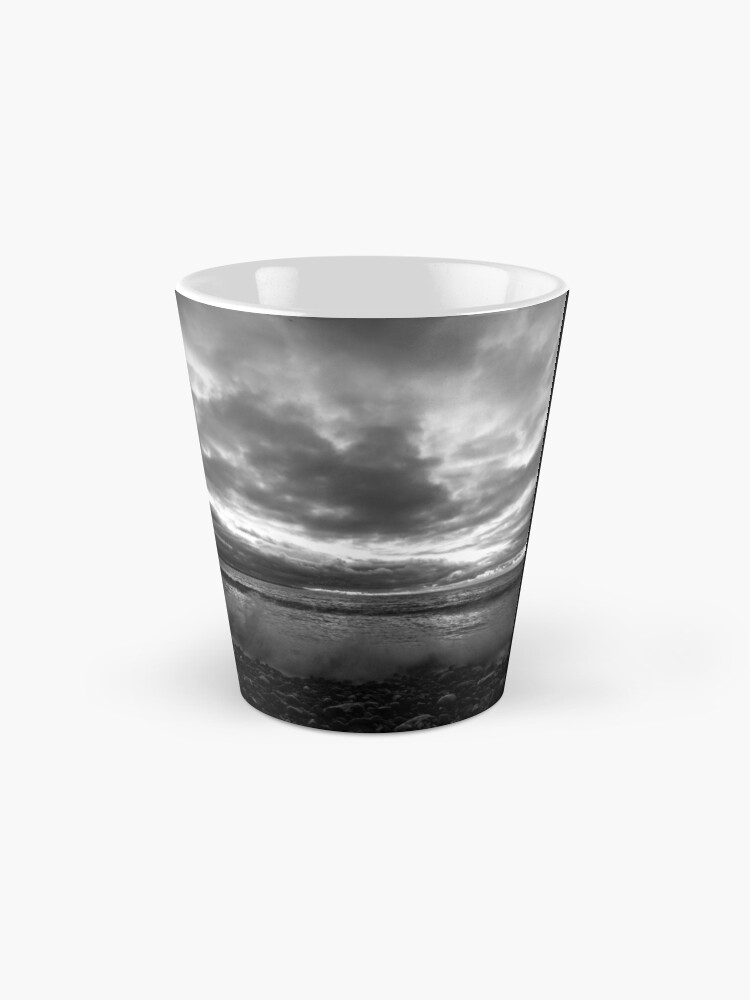 Alternate view of Dark Skies Mug