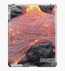 Crime Lord Jabba the Hut Molten Lava  iPad Case/Skin