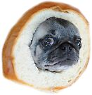 Bread Dog #4 by Elisecv