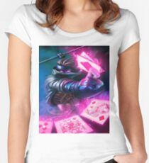 Gambit Women's Fitted Scoop T-Shirt