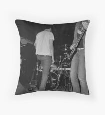 illicit truth Throw Pillow