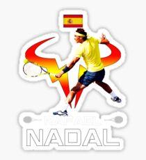 Rafa Nadal Roland Garros 2018 Tshirt Sticker