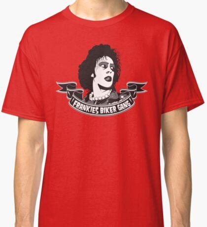 Frankies Biker Gang Classic T-Shirt
