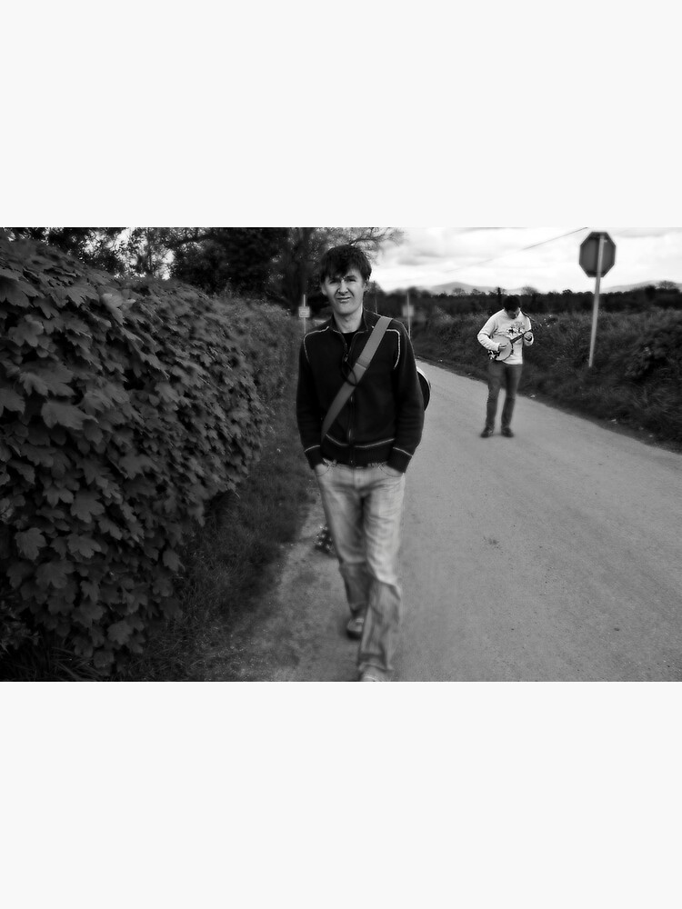 Martin & Mossy Dawg on the Road to the Pub by rogues70