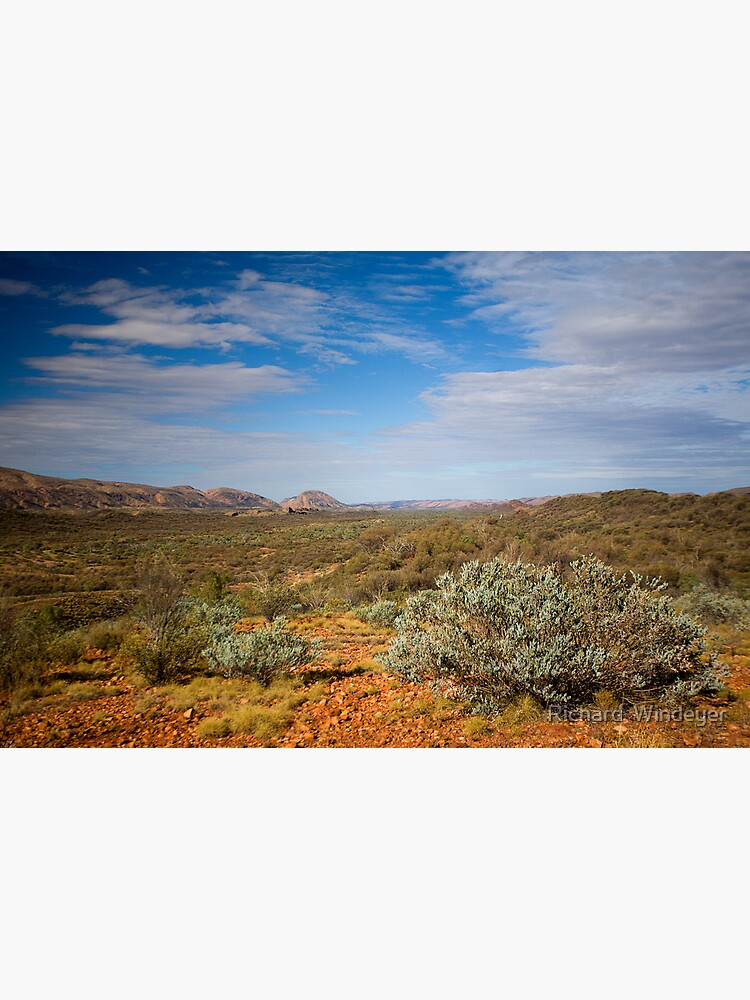 Western MacDonnell Ranges by RICHARDW