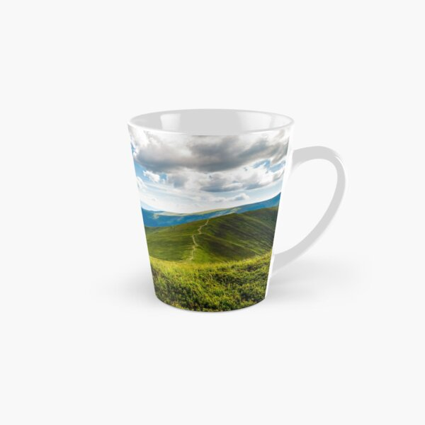 beautiful scenery on a summer day in mountains Tall Mug