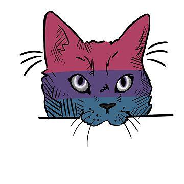 Bi Ace Cat by alwaysthewriter