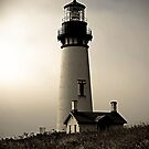 Yaquina Head Lighthouse by Designsbytami