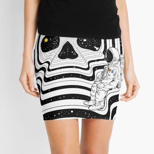 Blackout (Departure) Mini Skirt