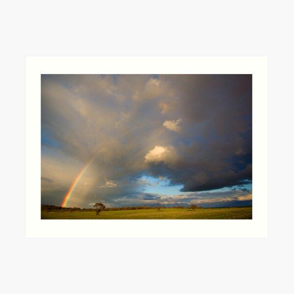 Rainbow Magic Art Print