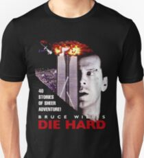 DIE HARD (Only works with black) Unisex T-Shirt