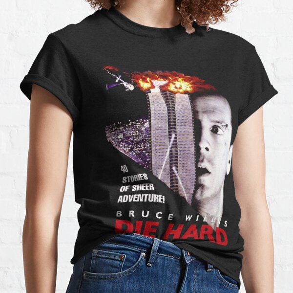 DIE HARD (Only works with black) Classic T-Shirt
