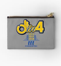 3 in 4 Studio Pouch